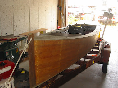 Before - 20' Smith Island Racing Crab Skiff