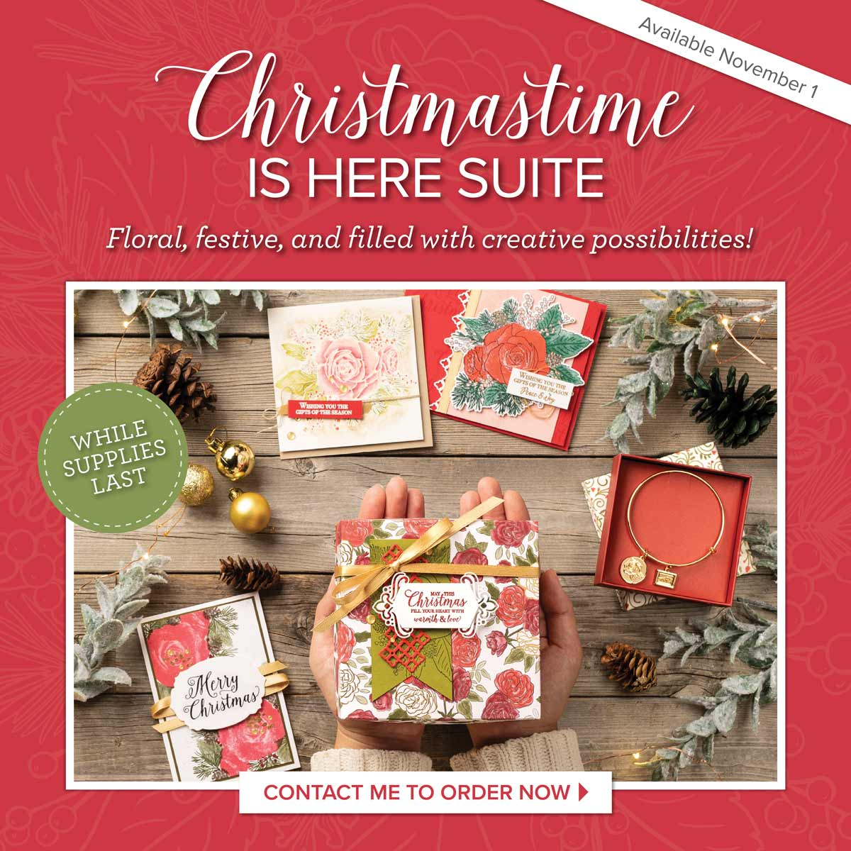 Christmastime Is Here Suite