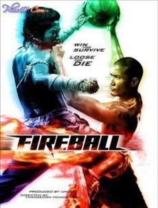 Quyền Thủ Thái Lan - Fireball 2009