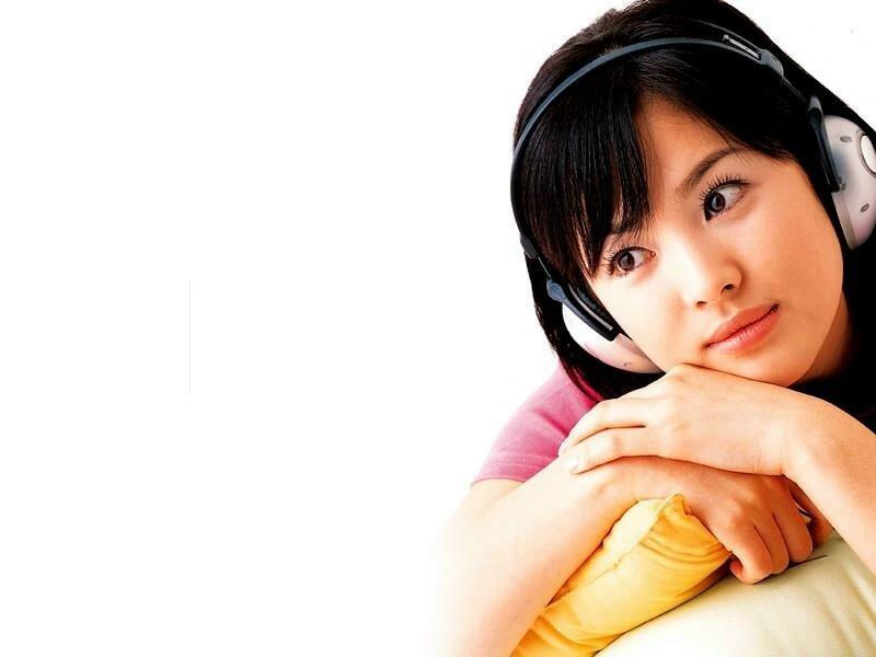 Tips Cantik Alami Ala Song Hye Kyo