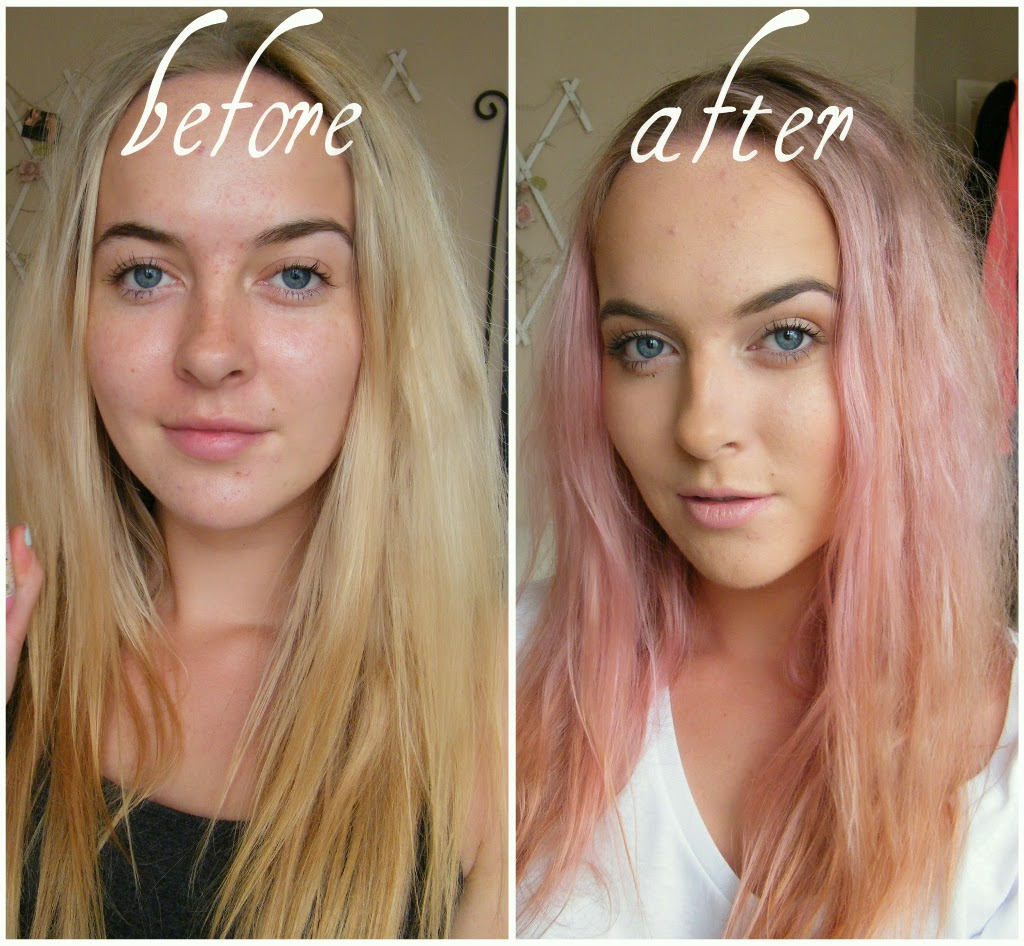 Bleach London Ros Review How To Get Pastel Hair Jasmine Mcrae