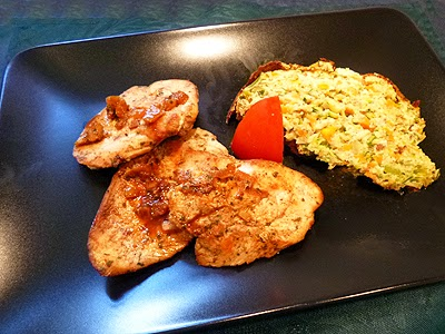 ESCALOPES DE POULET MARINEES