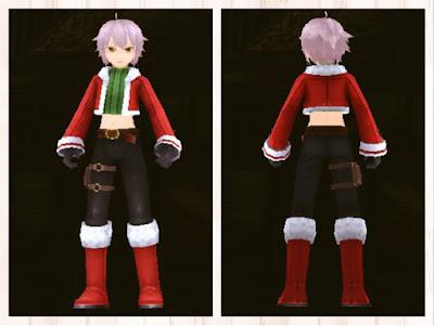 サンタ衣装 軽量化 男