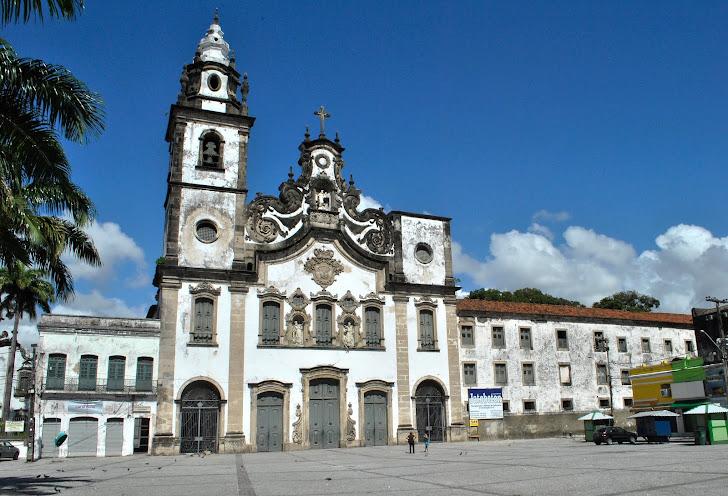 Basílica de Nossa Senhora do Carmo