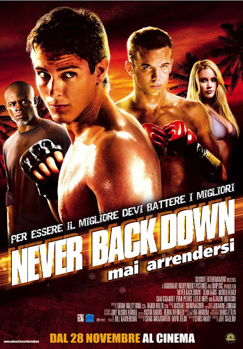 Never Back Down (BRRip HD Ingles Subtitulado) (2008)