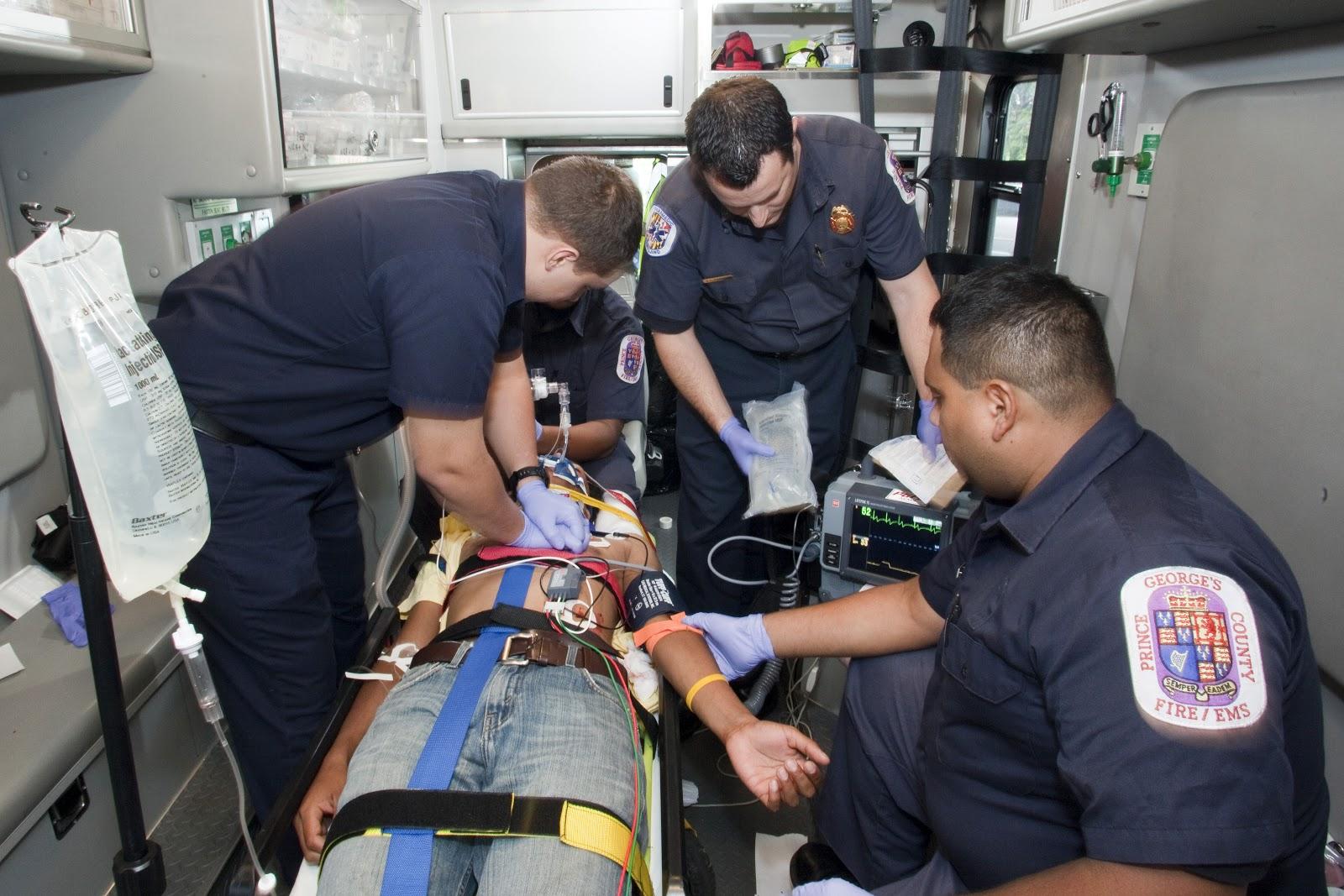 Medics Ambulance Service Palm Beach