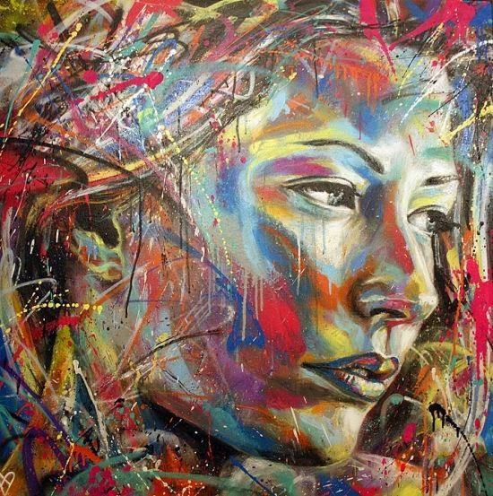 Women, Mulher, Cidade, David Walker