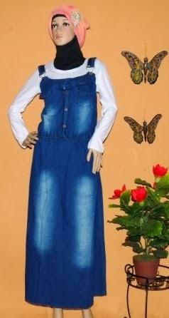 Overall Jeans Murah Panjang