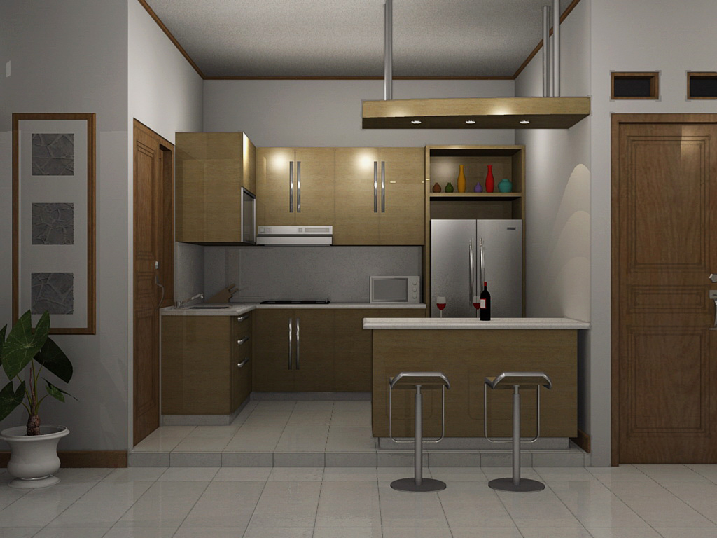 Kitchen set kitchen set minimalis kitchen set murah desain for Kitchen minimalis