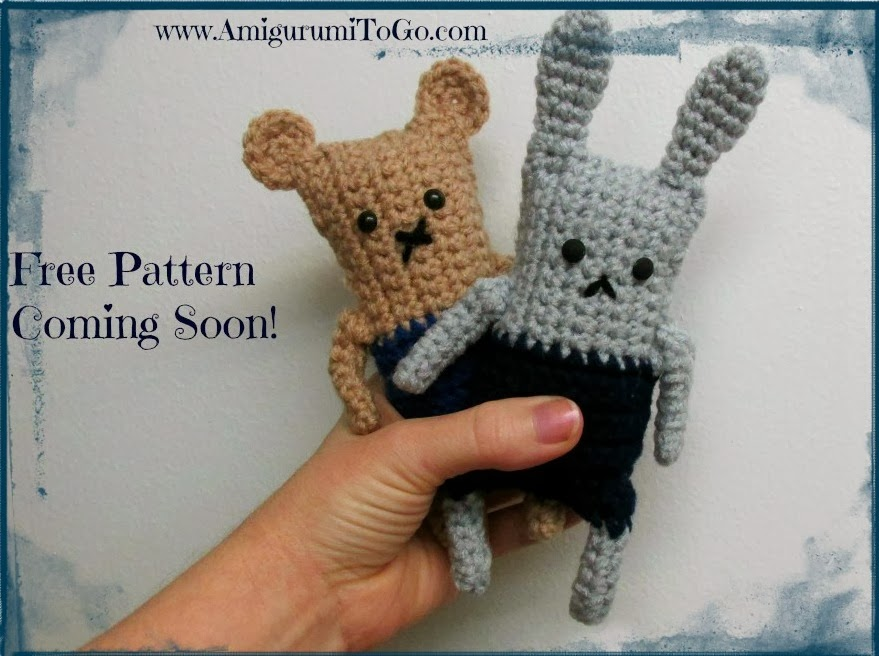 Toys To Crochet Free Patterns : Crochet Toys Free Pattern ~ Amigurumi To Go