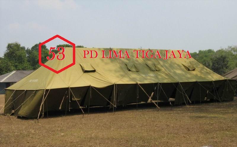 jual tenda pleton murah di bandung , tenda peleton standar TNI