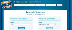 Consulta las Actas de Votacion originales del #7O