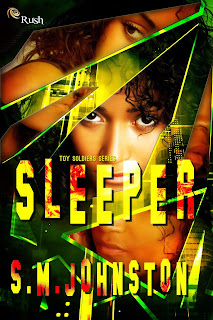 Release Day: Sleeper (Toy Soldiers #1) by S. M. Johnston