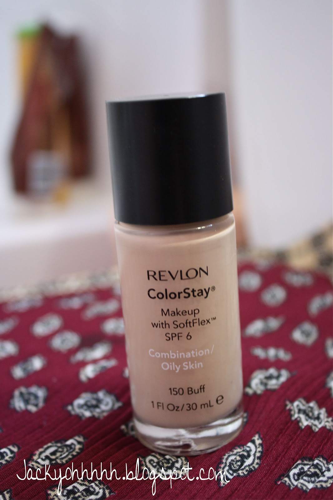 Ohhhhhh: Review: Revlon Photoready Foundation VS. Revlon ColorStay ...