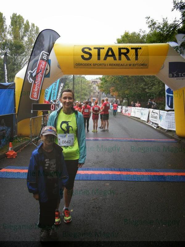 Półmaraton bytomski 21.09.2014 moj fotoblog