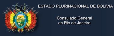 CONSULADO BOLIVIANO NO RIO