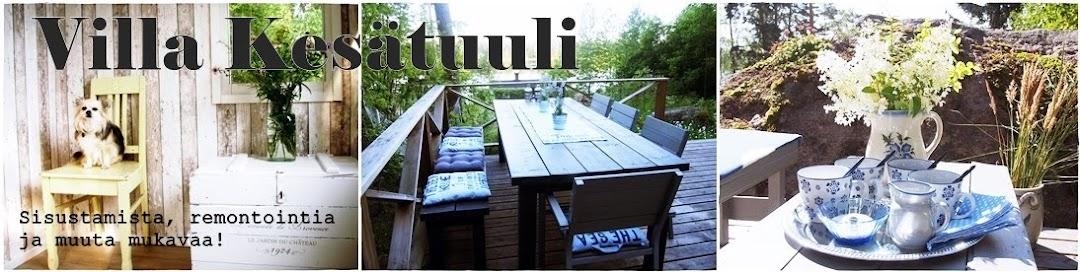 Villa Kesätuuli