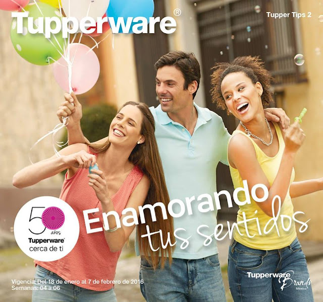 Catalogo Tupperware 2 2016 Tampico