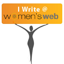 I write for Women's Web