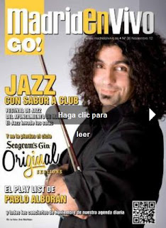 revista Madrid en Vivo 11-12