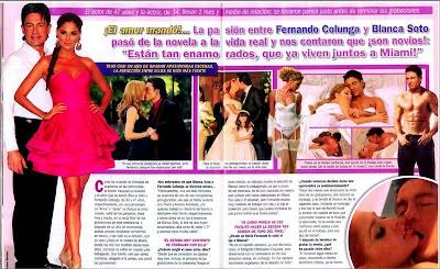 Fernando Colunga Y Blanca Soto 2014 LA HUELLA DE FE...