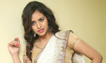 Gowthami Chowdary saree photo shoot gallery-thumbnail