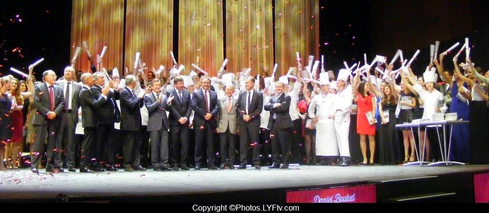 Institut+Paul+Bocuse+promotion+2014+Daniel+Boulud