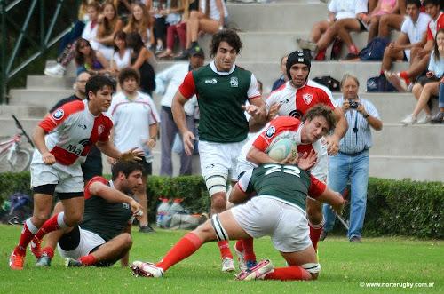 Jockey de Salta venció al Jockey de Villa María
