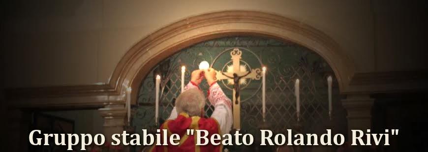 """Gruppo stabile """"Beato Rolando Rivi"""""""