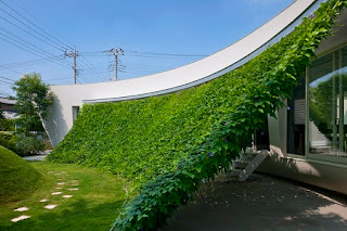 Casa Eco friendly por el estudio de arquitectura Hideo Kumaki