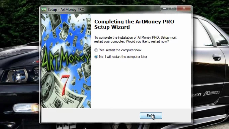 how to get artmoney pro free