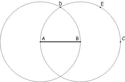 Геометрия циркуля