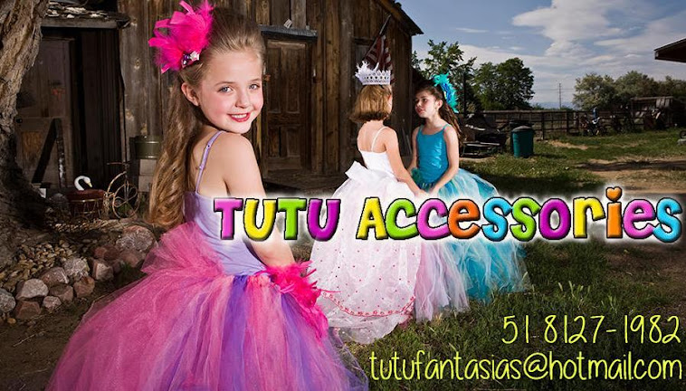 Tutu Accessories Fantasias