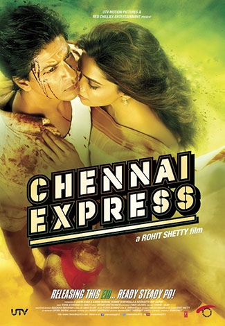 Chennai Express (2013) DVDScr 700MB