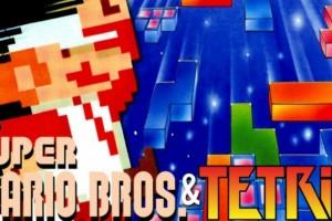 tetris y Mario bros llegan al salón de la fama