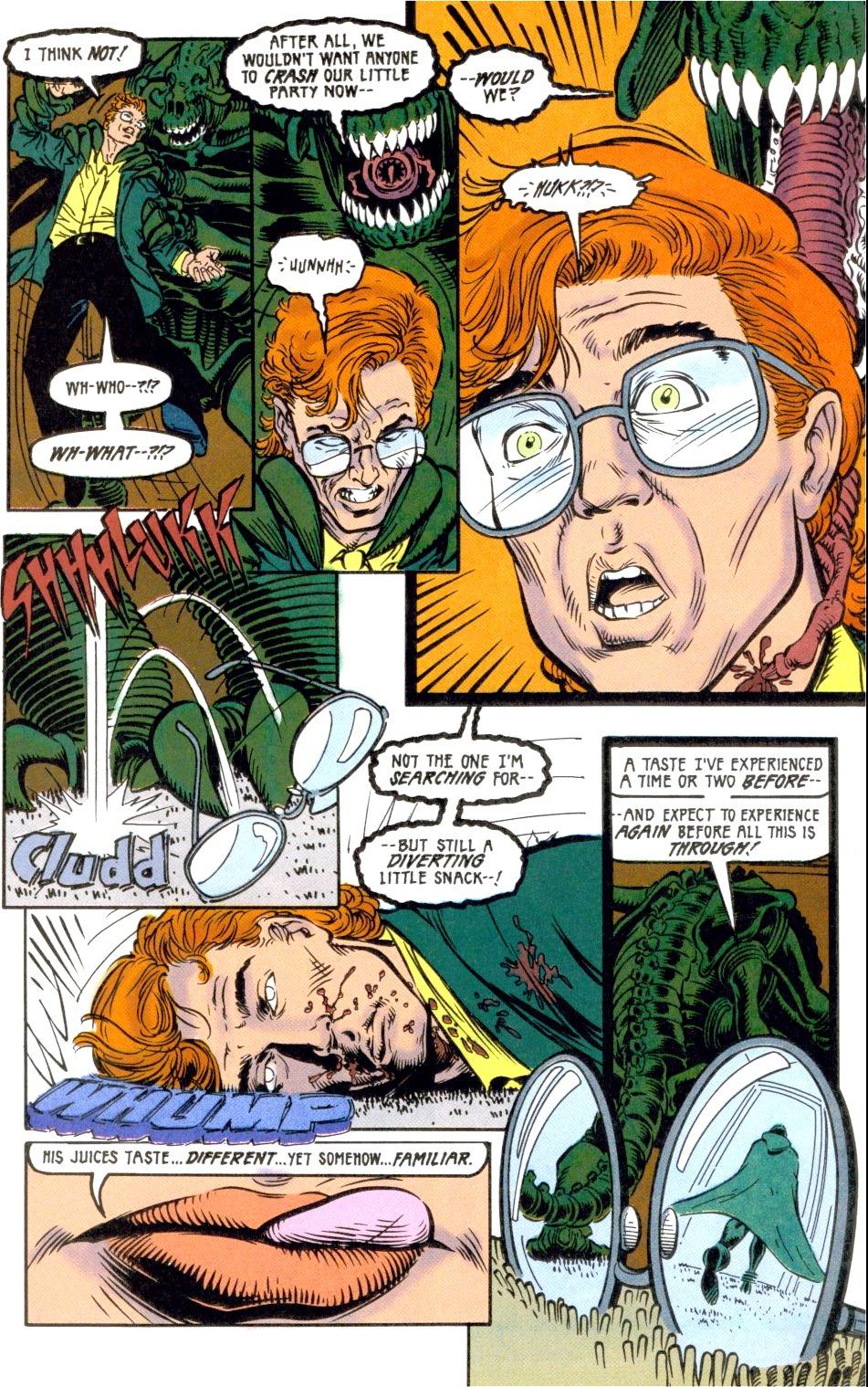 Deathstroke (1991) Annual 2 #2 - English 29