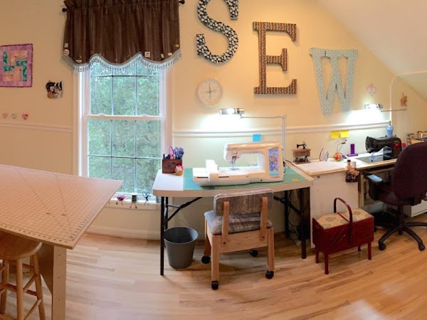 Sewing Room Revisited