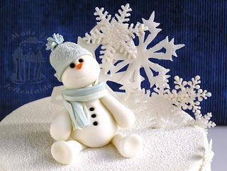 <b>♡ ♡ ♡ Wintertorte ♡ ♡ ♡</b>