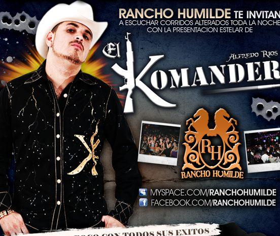 El Komander - En vivo Desde El Rodeo De Pico Rivera (2011)