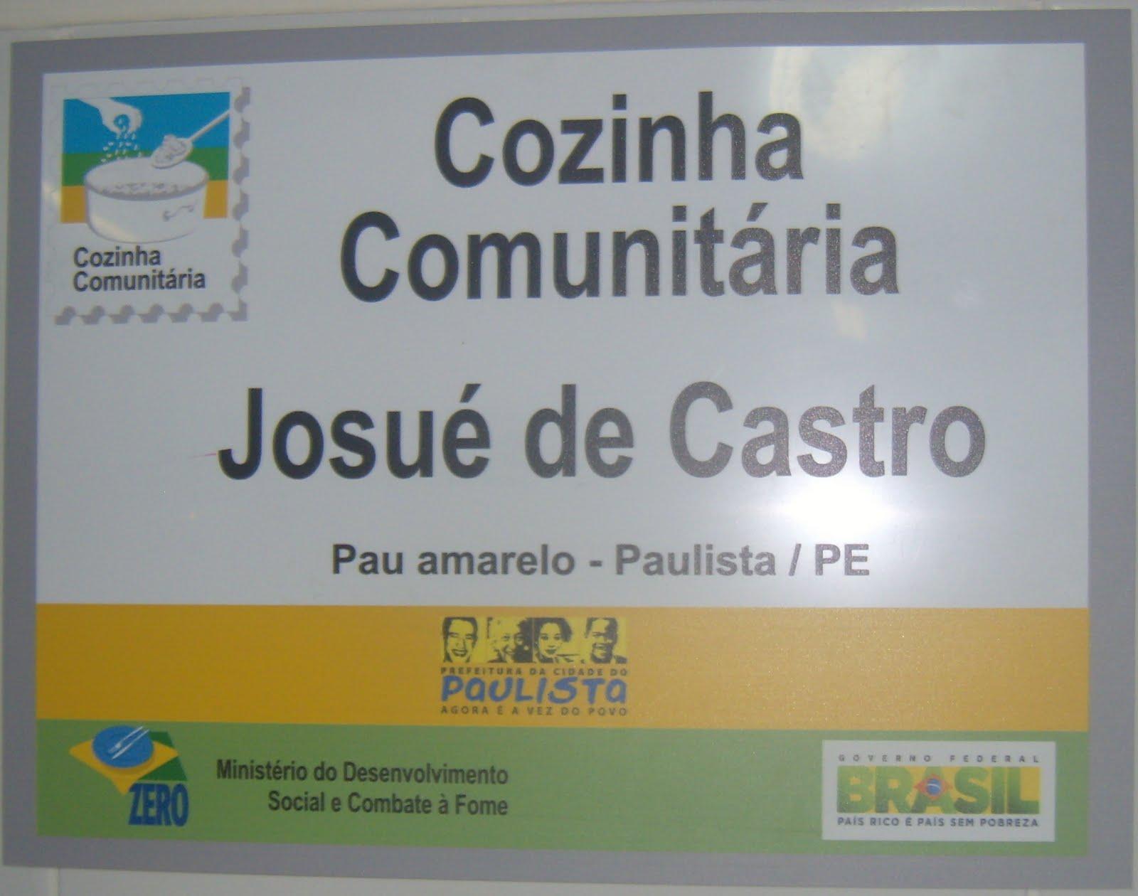 #286681  19 12 a 1ª cozinha comunitária do município o projeto foi fruto de 1600x1260 px Projeto Cozinha Comunitária Governo Federal_4147 Imagens