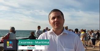✈️ Cezareea Maritimă - locul unde a fost ținut închis apostolul Pavel | Oxentia Tourism
