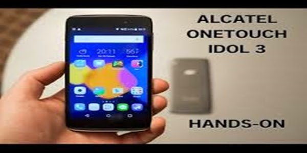 Preorder Alcatel OneTouch Idol 3 Dibuka April 21, 2015