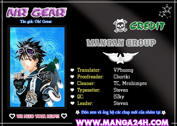 Air Gear Chap 192