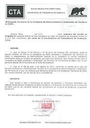 Preguntamos al Delegado Territorial en Cádiz por el número de personal y funciones que realizan en