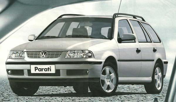 volkswagen Parati G3 papel de parede
