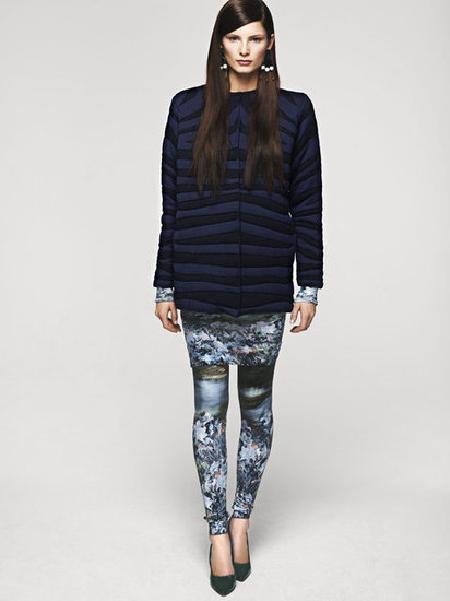 H& M 2012 2013 Herbst Winter Kollektionen