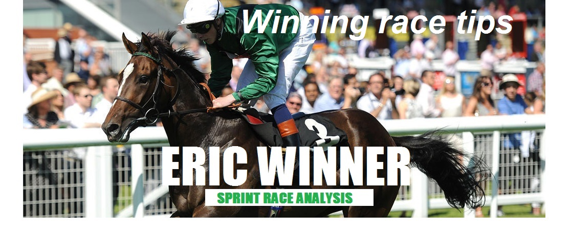 ERIC WINNER: WINNING RACING TIPS