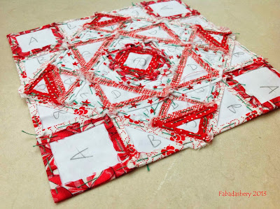 Reverse - English Paper Piecing