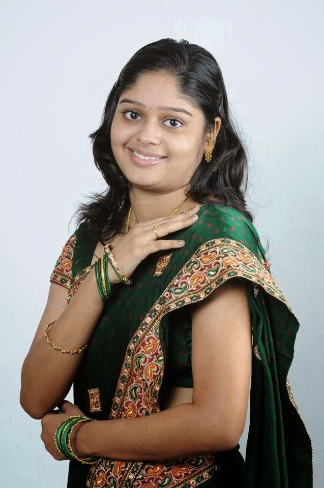 Beautiful Indian Girl Long Hair