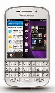 BLACKBERRY Q10 (Garansi TAM) - White